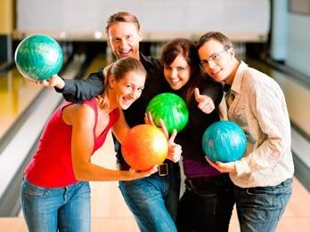 Glow Bowling in Largo