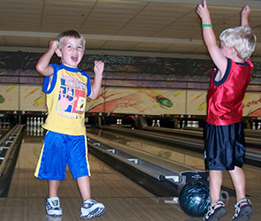 Kids Bowling Summer Camp