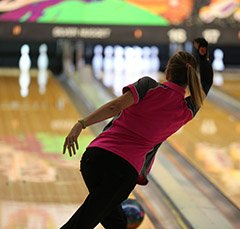 Ladies Bowling League